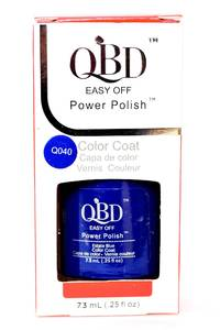 OBD Nail Polish Gel Q040 Р4787