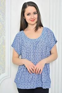 Блуза летняя нарядная Р0453