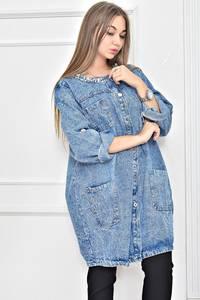 Джинсовая куртка Ф0224