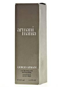Туалетная вода Giorgio Armani Armani Mania 125 мл. Л9085