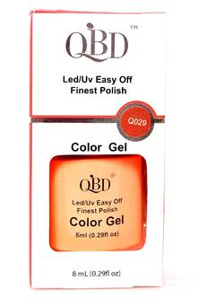 OBD Nail Polish Gel Q029 Р4789