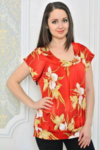 Блуза летняя праздничная Р0454