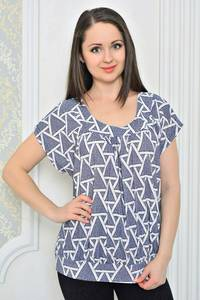 Блуза летняя праздничная Р0455