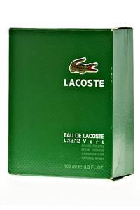 Туалетная вода Eau de Lacoste Vert 100 мл. Л9063