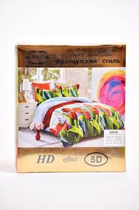 """Комплект постельного белья """"PAS-французский стиль 5D"""" Е8632"""