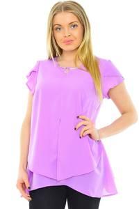 Блуза нарядная офисная Н0598