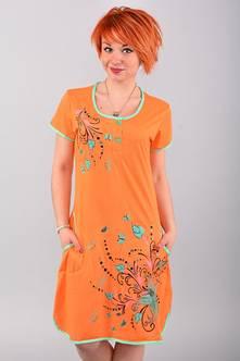 Домашнее платье В0057