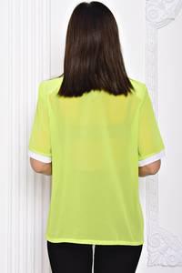 Блуза летняя нарядная С9669