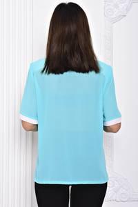 Блуза офисная нарядная С9670