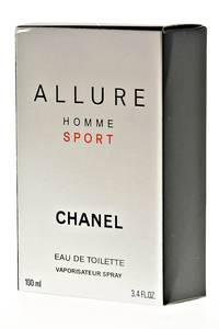 Туалетная вода Chanel Allure Homme Sport 100 мл. Л9096