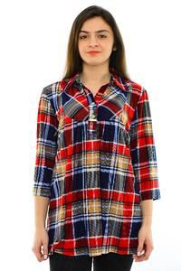Блуза летняя нарядная М8006