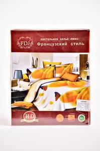 """Комплект постельного белья """"FDJ-французский стиль 3D"""" Е8626"""