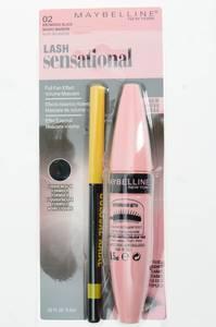 Тушь и карандаш Maybelline М1445