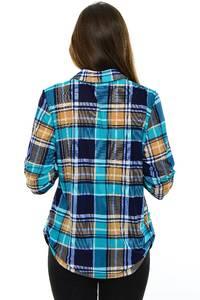 Блуза летняя нарядная М8007