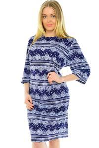 Платье длинное зимнее трикотажное Н0606