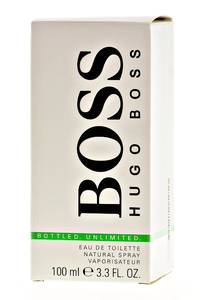 Туалетная вода Hugo Boss Bottled Unlimited 100 мл. Л9076