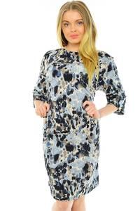 Платье длинное зимнее трикотажное Н0607