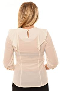 Блуза вечерняя праздничная Л5450