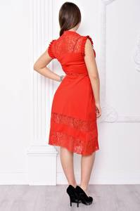 Платье короткое вечернее облегающее С9068