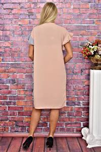 Платье длинное однотонное нарядное Т5932