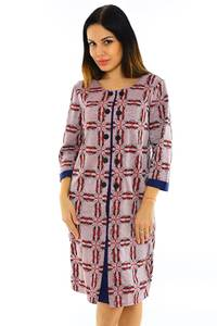 Платье длинное офисное нарядное М6075