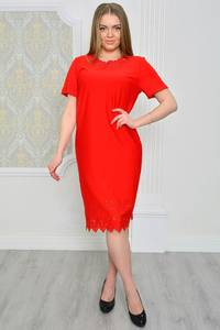 Платье короткое классическое элегантное Р0624