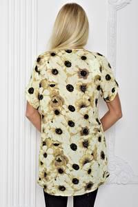 Блуза нарядная летняя Т1104