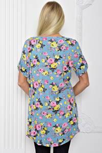 Блуза нарядная летняя Т1105