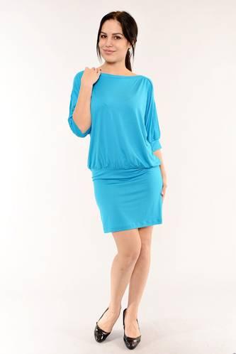 Туника-платье удлиненная летняя нарядная И6168