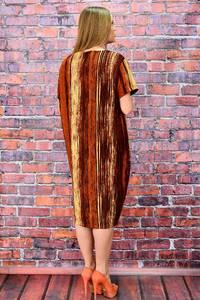 Платье длинное нарядное с коротким рукавом П5722