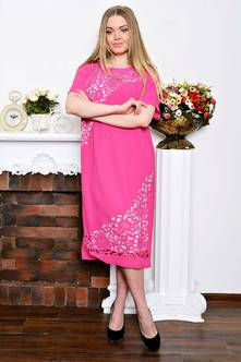 Платье Р7345
