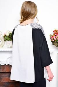 Блуза вечерняя нарядная Р7620