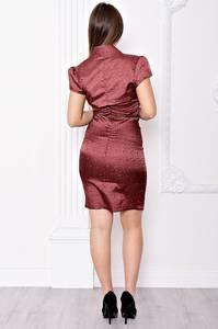 Платье короткое вечернее облегающее С9072