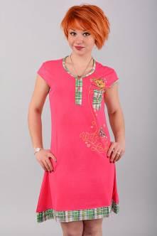 Домашнее платье В0074