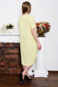 Платье длинное с кружевом вечернее Р7347