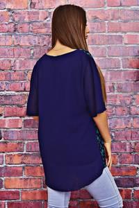 Блуза офисная нарядная Т4227