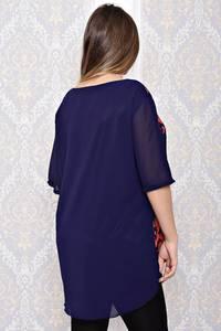 Блуза офисная нарядная С8104
