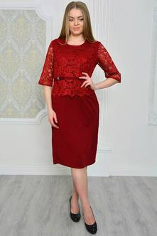Платье Р0630