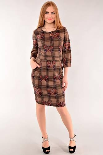 Платье И0520
