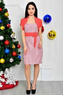Платье Двойка П8404
