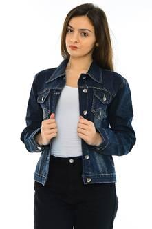 Джинсовая куртка М6310