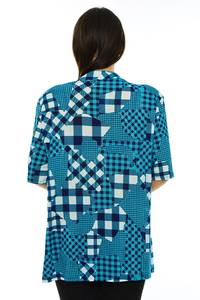 Блуза летняя праздничная М7190