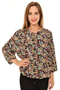 Блуза нарядная офисная Л4118