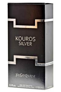 Туалетная вода Yves Saint Laurent Kouros Silver 100 мл. Л9118