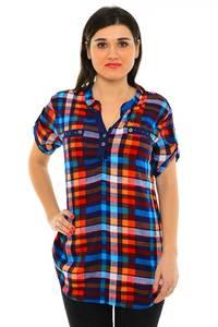 Блуза летняя нарядная М7192