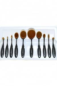 Кисти для макияжа 10 шт. наборы кистей для макияжа М4443