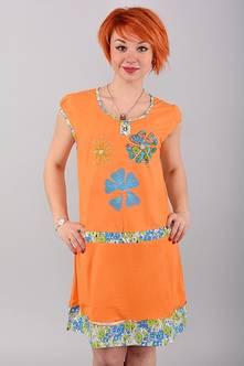 Домашнее платье В0082