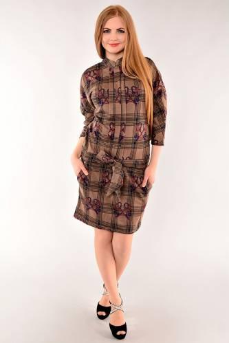 Платье И0523