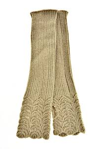 Перчатки без пальцев Л5656