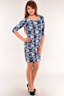 Платье И1681